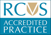 Maes Glas Vets In Brigend RCVS Practice Standards Scheme Membership