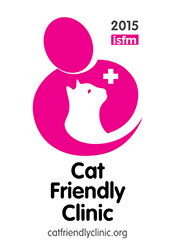 Maes Glas is a Cat Friendly Clinic