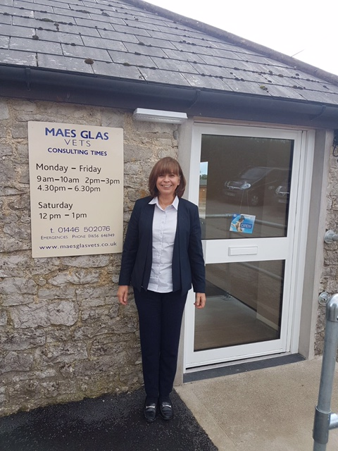 Maes Glas Vets In Cowbridge